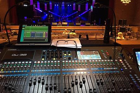 Live Sound Production