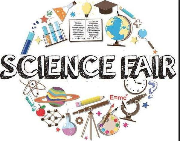 New time for our Book Fair/Science Fair/Art Show!