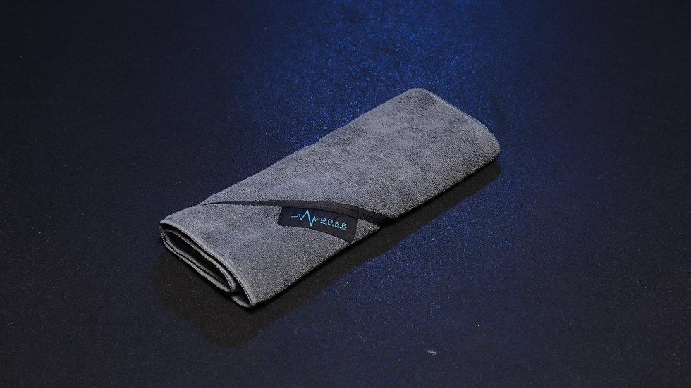 Zipped Gym Towel