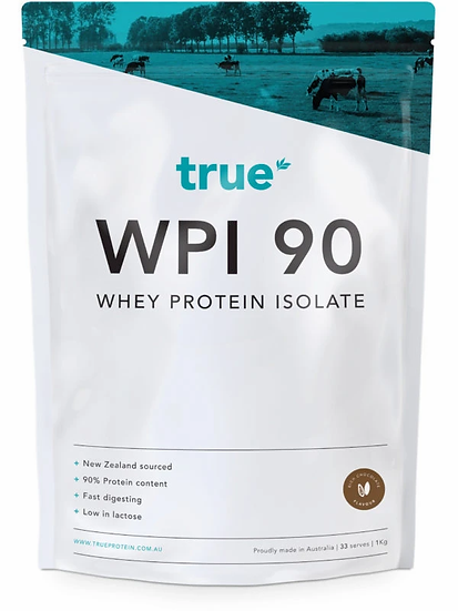 True WPI 90 Protein.