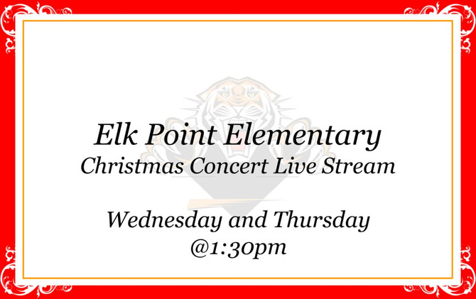 EPE Christmas Concert Live Streamed!!Click on the picture to get to the link!