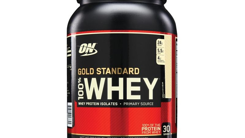 Optimun Nutrition Gold Stanard 100% Whey