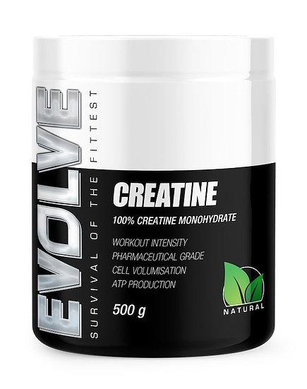 Evolve - Creatine Monohydrate