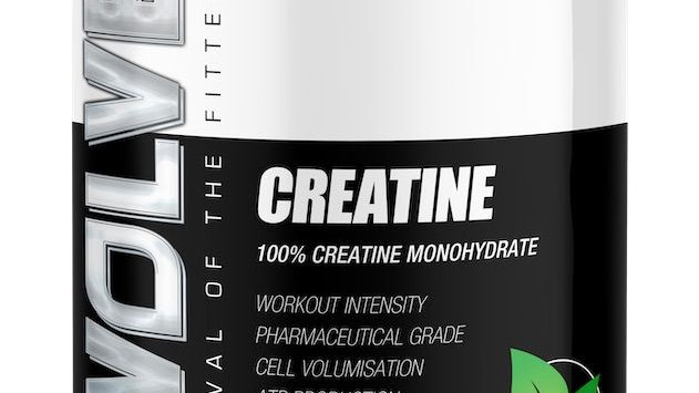 Evolve - Creatine Monohydrate