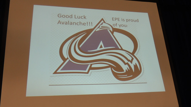 Good luck Elk Point Atom Avalanche with Provincials this weekend!