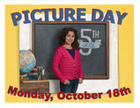Reminder: Picture Day
