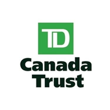 Thank you TD Canada Trust for your donation!