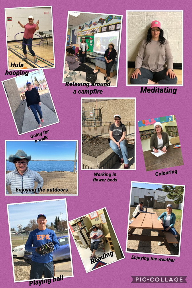 EPE recognizes Hats on! for Mental Health