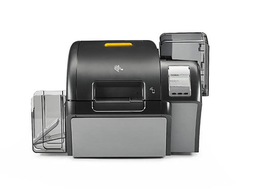 ZEBRA ZXP SERIES 9 RETRANSFER ID CARD PRINTER (SINGLE-SIDED)