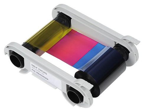 Evolis R5F002EAA YMCKO Colour Ribbon (200 Prints)