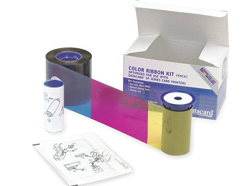 DATACARD 534700-004-R010 YMCKT COLOUR RIBBON (500 PRINTS)
