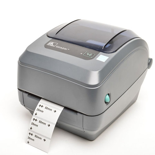 ZEBRA GK420T SERIES DESKTOP LABEL PRINTERS