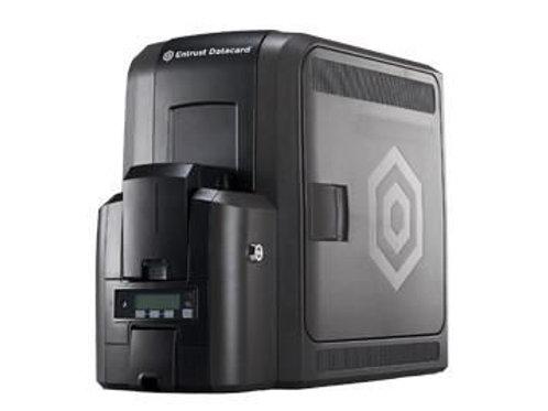 DATACARD CR805 RETRANSFER ID CARD PRINTER (DUAL-SIDED)