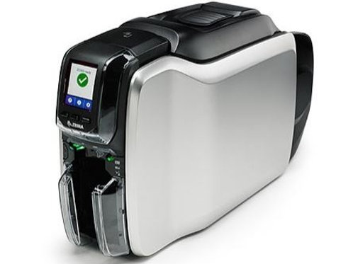 ZEBRA ZC300 ID CARD PRINTER (DUAL-SIDED)