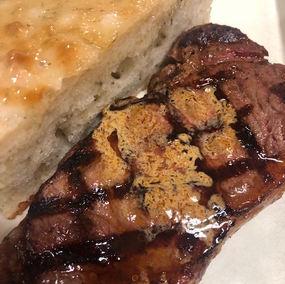 Grilled Bison Steak $39