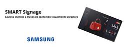 Samsung Samrt signage