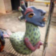 Figura de arcilla #ceramics #ceramicscul