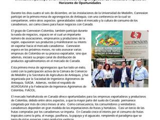 CANNEXION participó en la Primera Mesa de Agronegocios: La Fruticultura Tropical, un Horizonte de Op