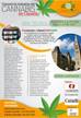 Conozca la industria del cannabis en Canadá.  Actividad pospuesta para el 2021. No se la pierda!