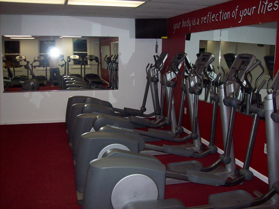Atilis Gym Sea Isle Ellipticals