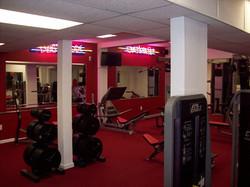Atilis Gym Sea Isle Free Weights