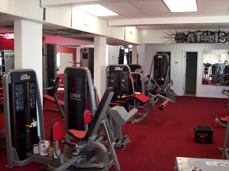 Atilis Gym Sea Isle Equiptment