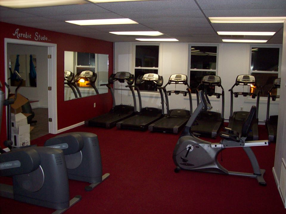Atilis Gym Sea Isle Cardio