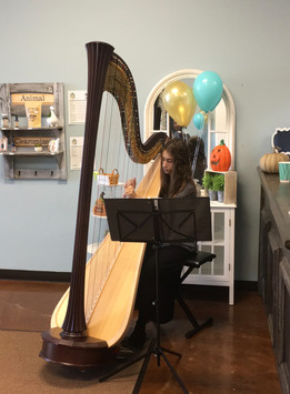 Playing for the new CBD store Grand Opening