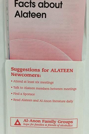 Alateen Newcomer Packet
