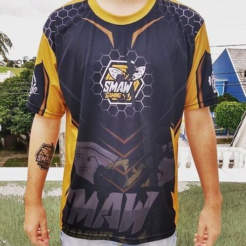 Camisa Oficial - Smaw Gaming