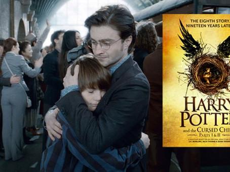 Minha opinião sobre o livro Harry Potter e a Criança Amaldiçoada.