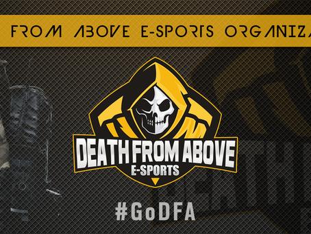 Conheça a Organização DFA - Death From Above e-Sports
