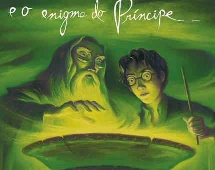 Harry Potter e o Enigma do Príncipe - Resenha
