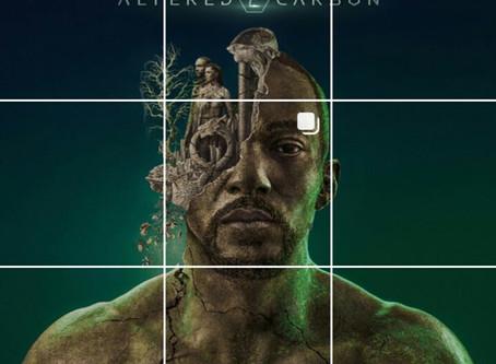 Trailer   2ª Temporada de Altered Carbon.