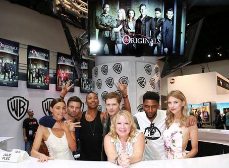 Elenco de The Originals | #SDCC