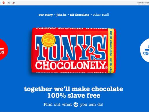 מותג מיטיב בחודש - TONY CHOCOLONELY חשיבה מחוץ לשוקולד