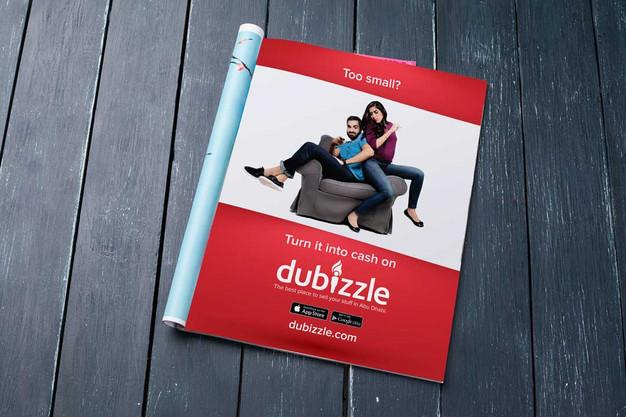 Turn it into cash on dubizzle