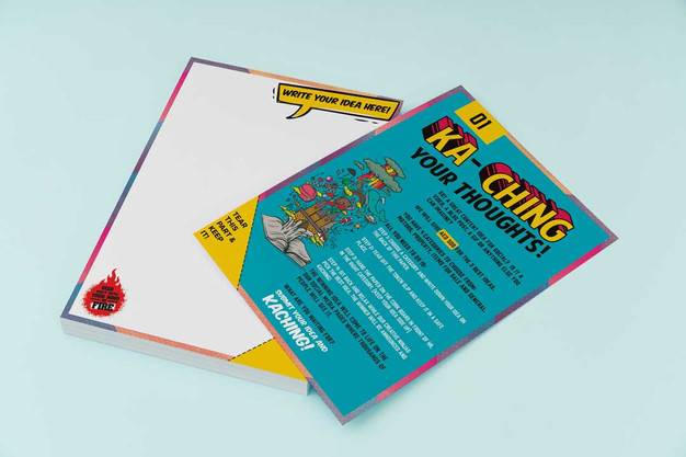 Pamphlets & Brochure