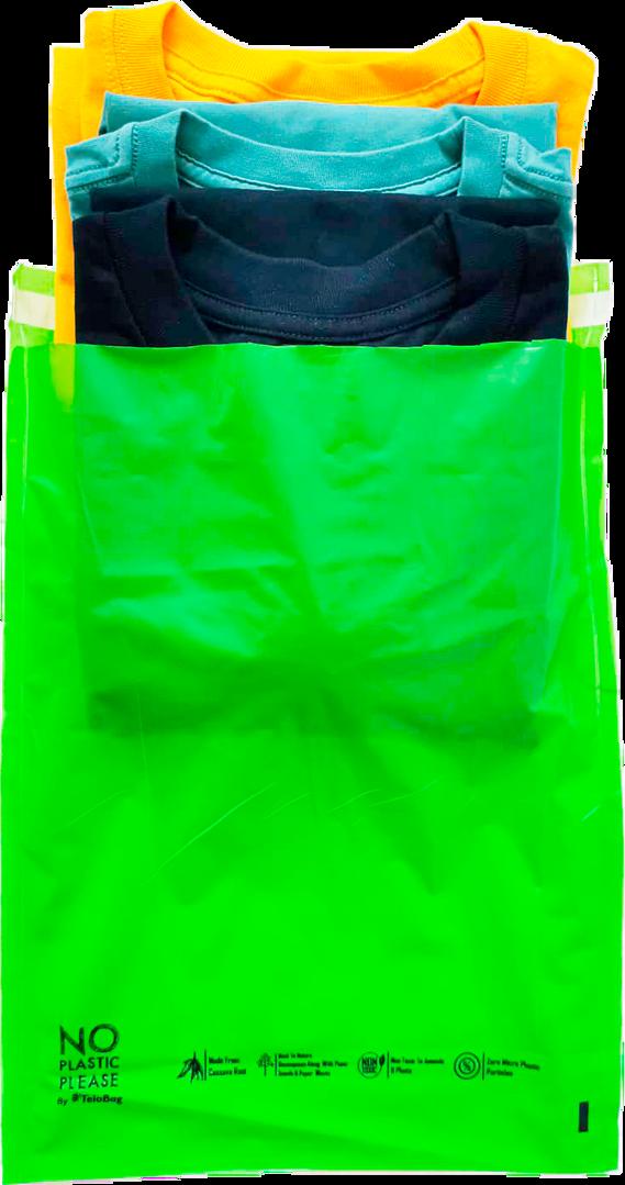 Telomailer Envelope 29 Green