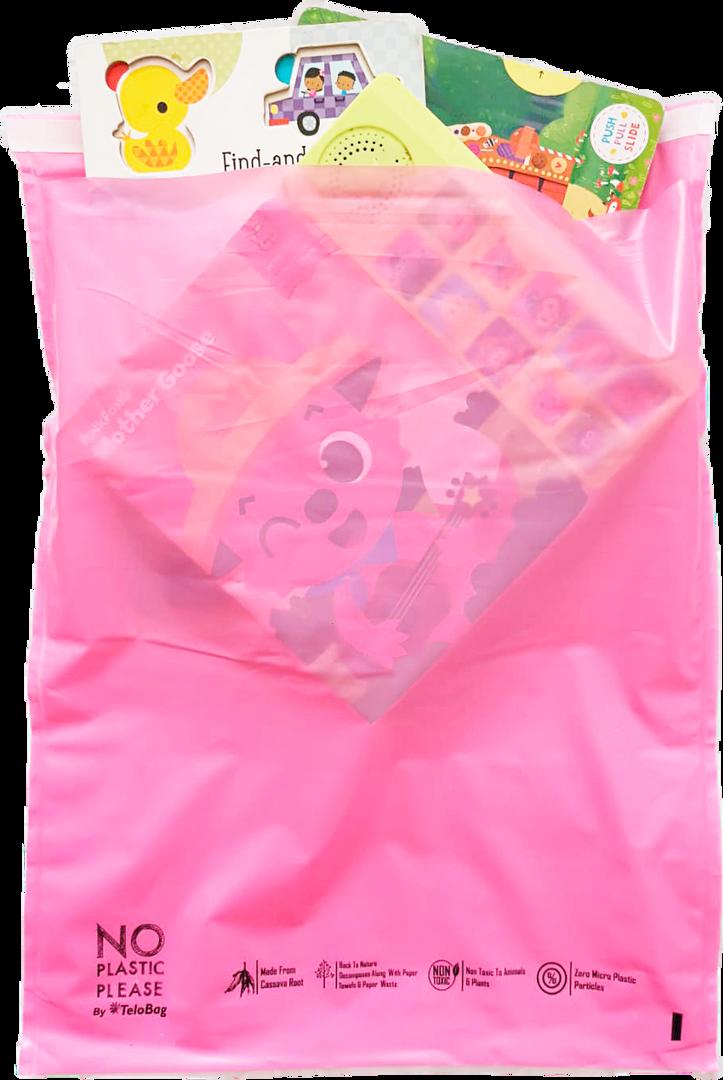 Telomailer Envelope 36 Pink