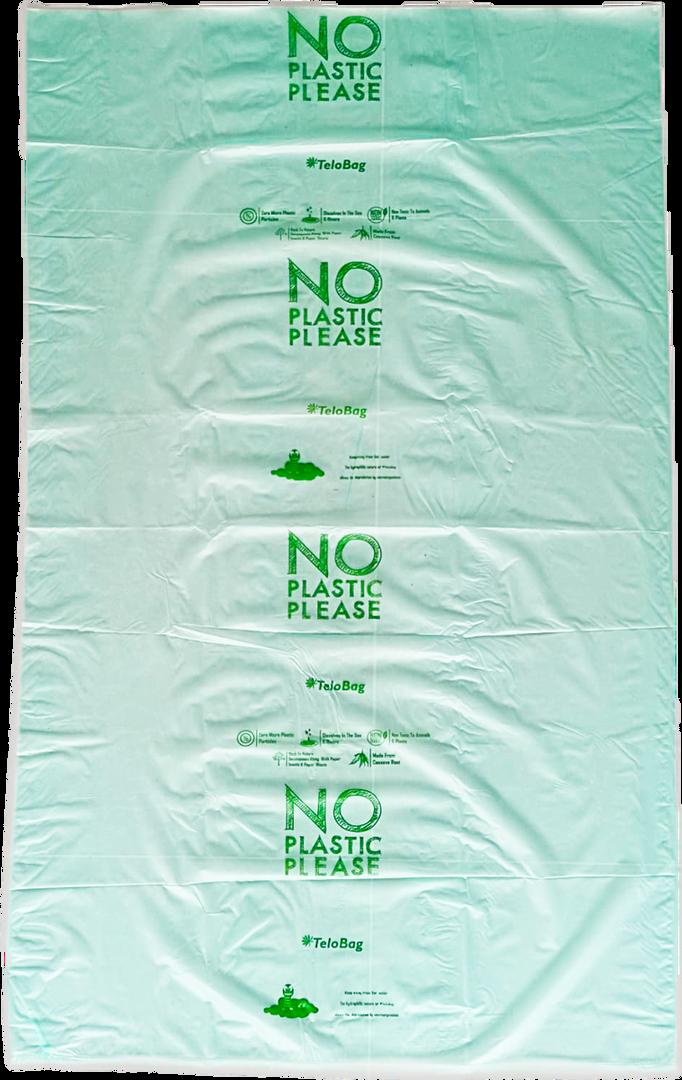 Telobag Size 60 Multipurpose Packaging/Laundry/Trash Bag