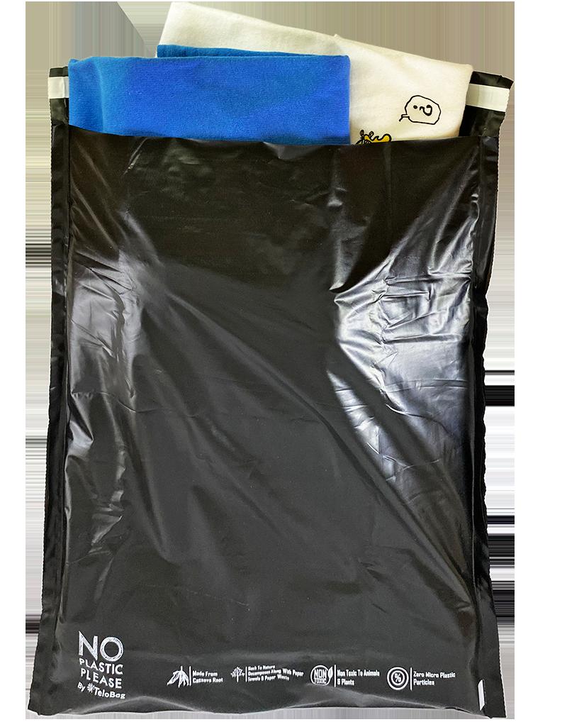 Telomailer Envelope 29 Black