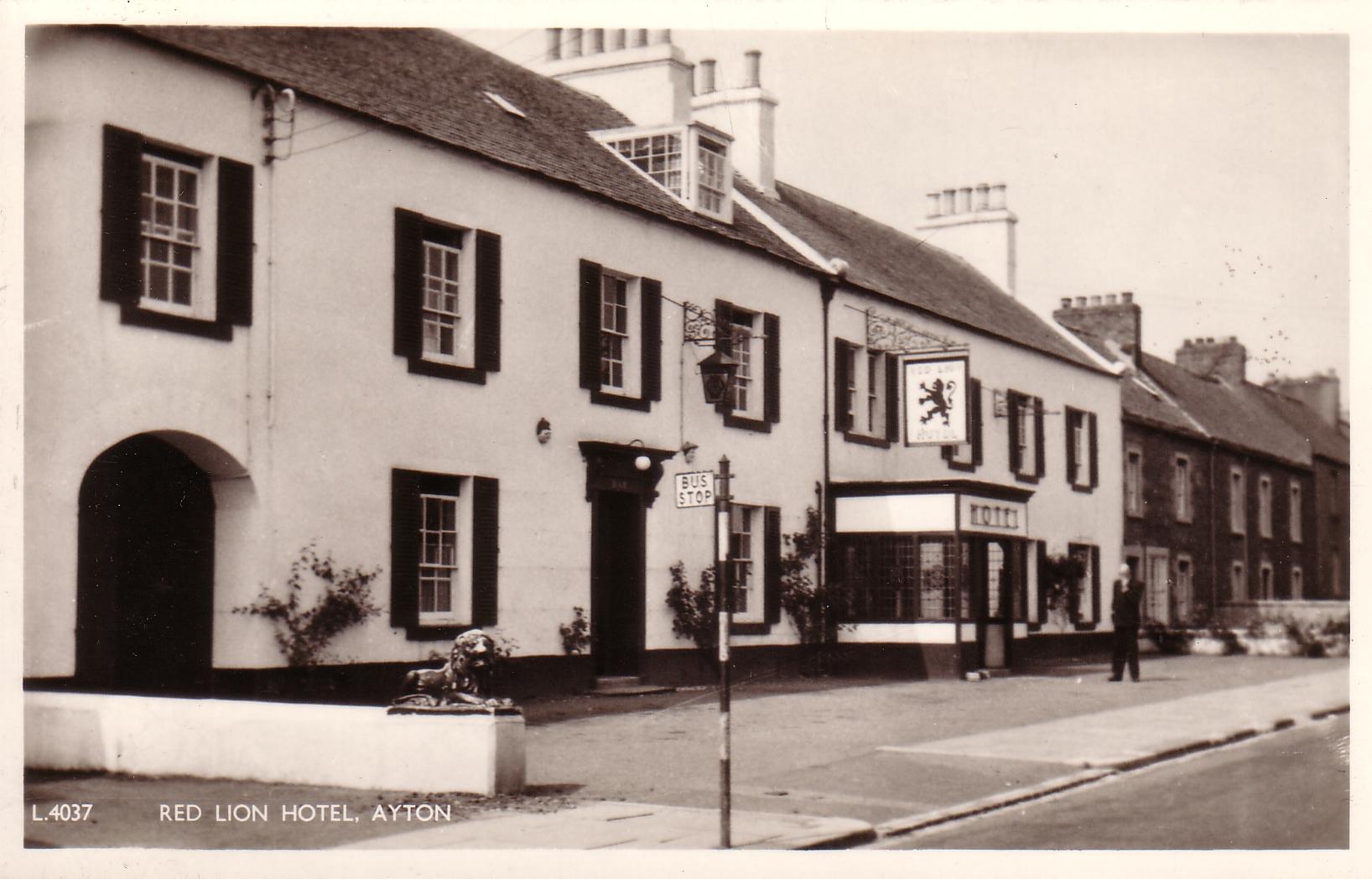 Red Lion Hotel Ayton