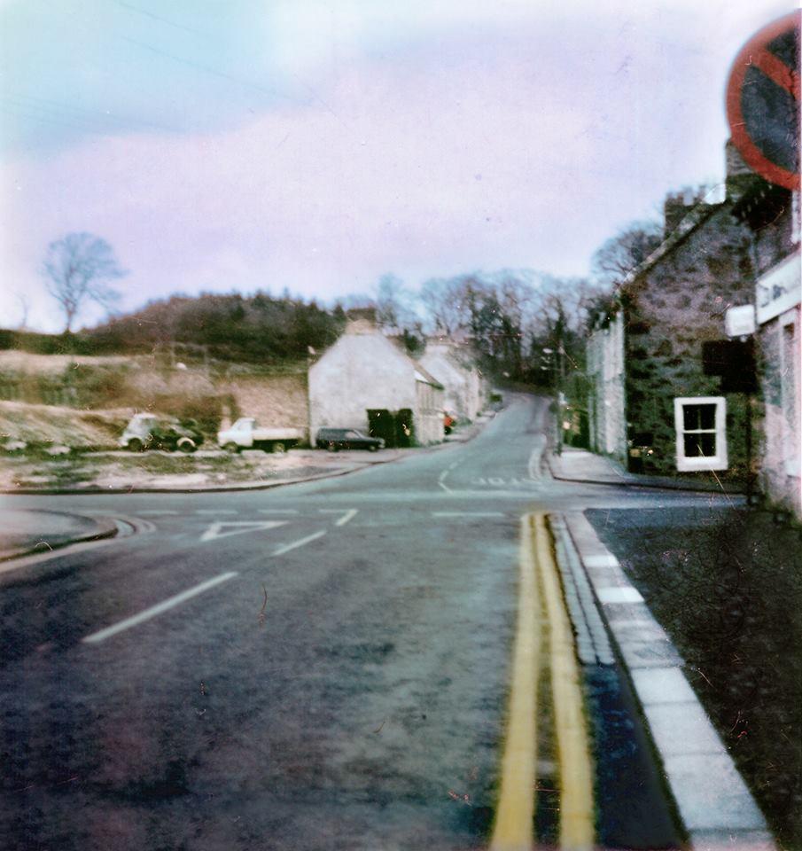 High St_Beanburn_Old Town crossroads