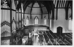 Old Church Interior Ayton