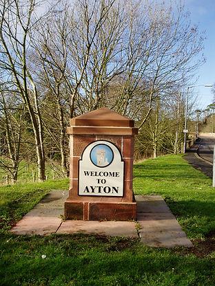 Ayton history