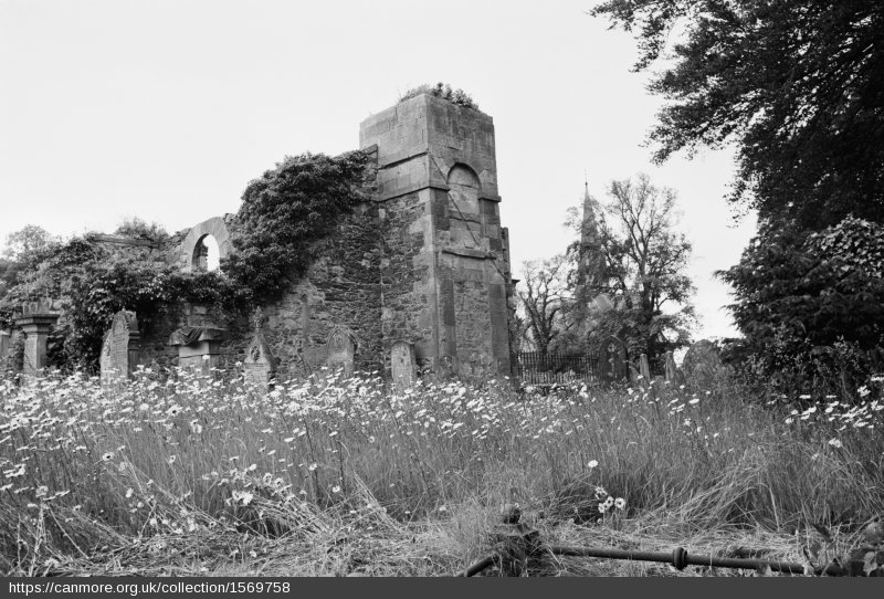 Bell Tower from NE 1961