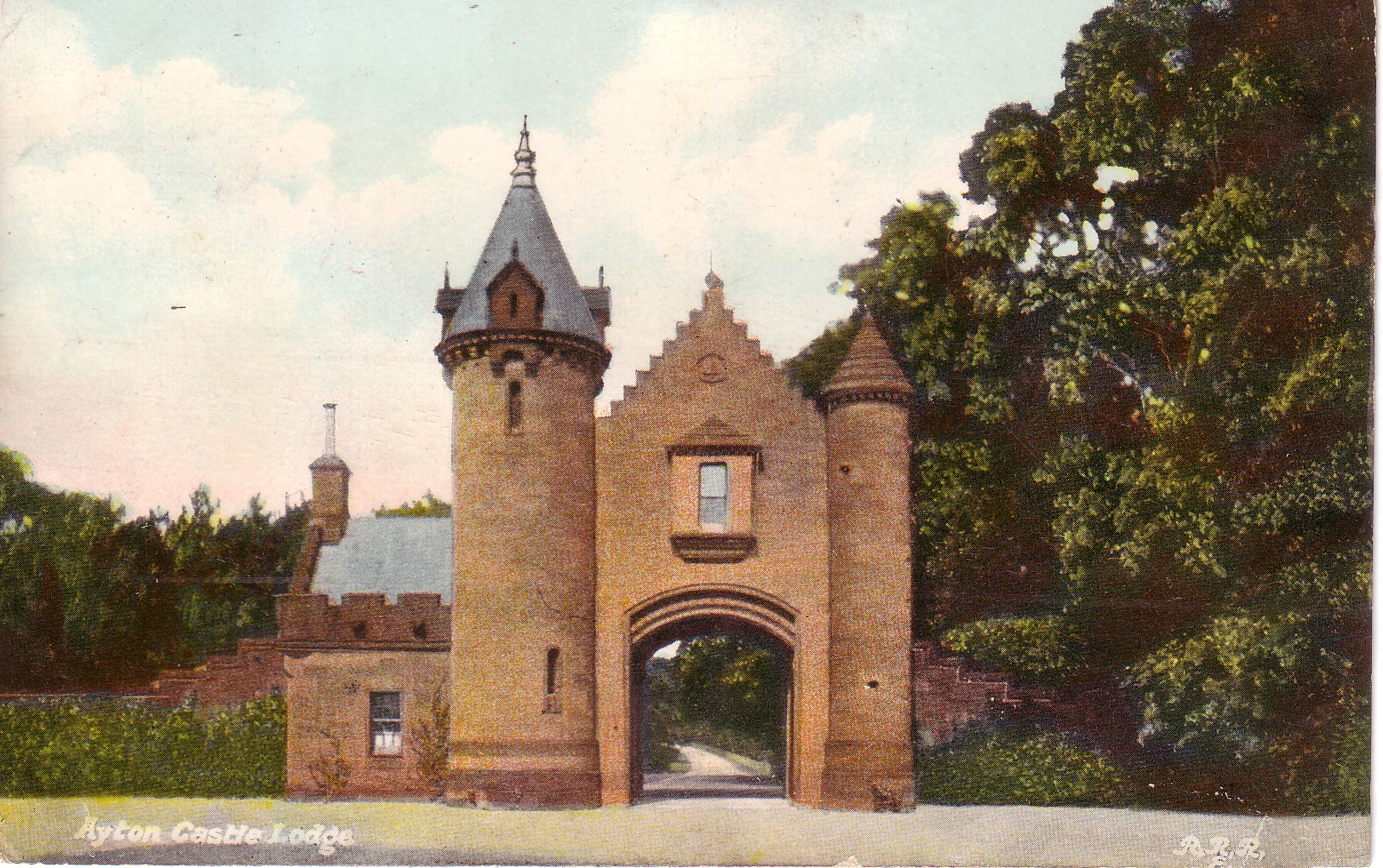Ayton Castle Lodge