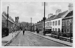 High St from north 1954