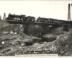Testing bridge 130